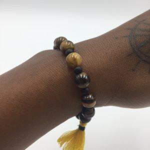 Bracelet Unisexe oeil de tigre